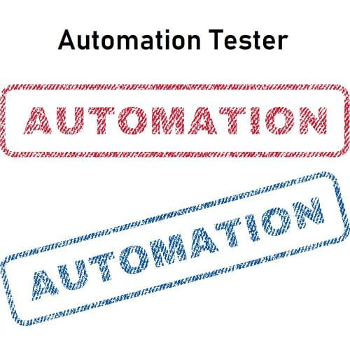 Automation Tester - SystemOneX